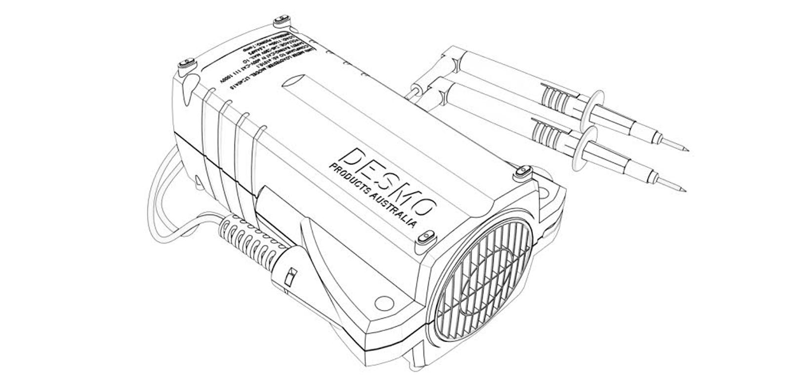 Cat IV 600V Single Phase Loadtester